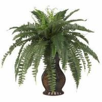 China Boston Fern with Urn Silk Plant wholesale