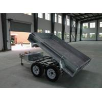 China Tandem Tipping Trailer DZ7 wholesale