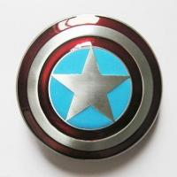 Buy cheap Classic Star Captain American Shield Belt Buckle from wholesalers