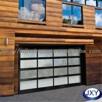 China Modern Aluminum Glass Garage Door wholesale