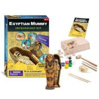 China Egyptian Mummy Dig & Paint Kit on sale