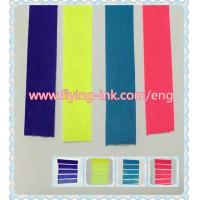Buy cheap Fluorescent sublimation offset ink from wholesalers