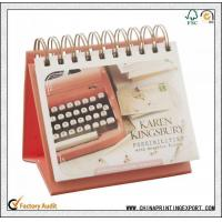 Buy cheap Spiral Calendar Printing Supplier In China from wholesalers