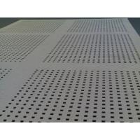 China Rectangular hole metal perforated plate wholesale