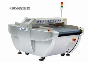 Quality Garments Machine NDC-MATRIX Recommend for sale