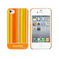 China CMYK heat transfer printing case cover for iphone4 wholesale