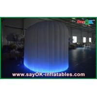 China Giant Inflatable Led Snail Rental Photo Booth Commercial Environmental wholesale