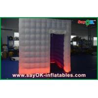 China Colourful Led Lighting Photo Booth Tent Inflatable For Family Use wholesale