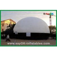 China Outdoor Inflatable Planetarium Dome For School , Large Inflatable Tent wholesale
