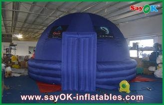 Quality Outdoor 5M Inflatable Advertising Tent Planetarium Education Projective for sale