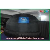China Commercial Inflatable Tent Mobile Planetarium For Kids PVC Tarpaulin wholesale