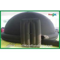 China Portable Inflatable Planetarium House Fireproof Inflatable Dome Tent wholesale