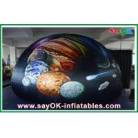 China Diameter 5m Inflatable Planetarium Dome / Inflatable Mobile Dome For School wholesale