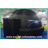 China School Inflatable Planetarium , Fire-proof Inflatable Projection Dome Tent wholesale