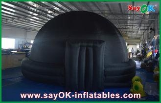 Quality Black Igloo Giant Inflatable Architecture For Party / Wedding for sale