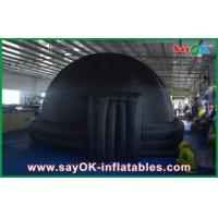 China Black Igloo Giant Inflatable Architecture For Party / Wedding wholesale