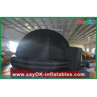 China 15m Lamzac Hangout Oxford Cloth Inflatable Dome Structures Digital Projection Show Use wholesale