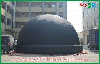 Quality Giant Inflatable Projection Planetarium Mobile Air Durable For Education for sale