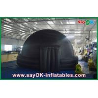 China Durable Inflatable Planetarium Inflatable Shelter With Projection Cloth wholesale
