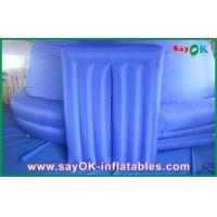 China 6m Inflatable Buildings , Oxford Cloth Inflatable Structures wholesale