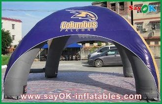 Quality Stage Colorful Inflatable Air Tent For Exhibition Party Event Decoration for sale