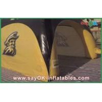 Outdoor Lighting Inflatable Giant Dome Tent Damp Proof For Camping