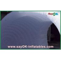 Buy cheap Customized Small Inflatable Air Tent Outdoor Inflatable Advertising Tent from wholesalers
