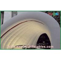 China Huge White Inflatable Air Tent For Trading Show / Advertising Oxford Cloth wholesale