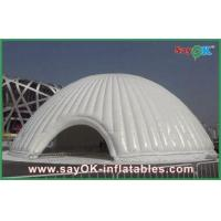 China Advertising Exhibition Inflatable Shelter Large Commercial Inflatable Lawn Tent wholesale