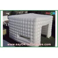 China Event Giant Inflatable Air Tent L4mxW4m Backyard White Inflatable House wholesale