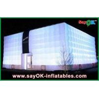 China Outdoor Inflatable Marquee Giant Inflatable Air Tent Building For Exhibition wholesale