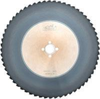 China Steel cutting circular saw blades with TCT or Cermet tips wholesale