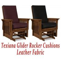China Glider Rocker Cushions for Texiana Chair in Leather wholesale