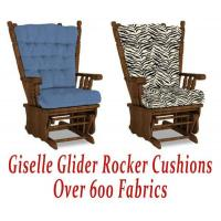 China Glider Rocker Cushions for Giselle Chair wholesale