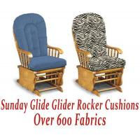 China Glider Rocker Cushions for Sunday Glide Chair wholesale
