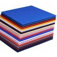 China Hollow board、Hollow box Product name:NO.046 Twin-Wall Corrugated Plastic Sheet on sale