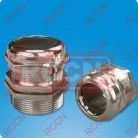 Buy cheap Cable Gland RCCN PGAL Brass Cable Gland from wholesalers