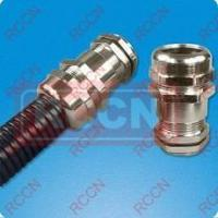 Buy cheap Cable Gland RCCN BGXL Metal Waterproof cable gland from wholesalers