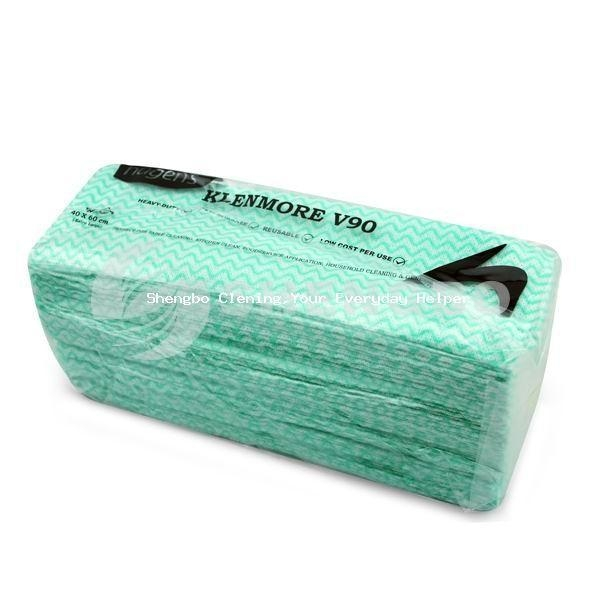 Quality Spunlace Nonwoven Antimicrobial hand wipes for sale