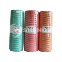 China Spunlace Nonwoven janitorial supplies wholesale