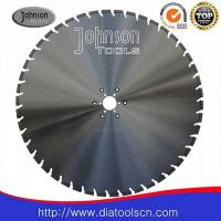 Buy cheap Laser welded wall saw blade from wholesalers