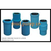 China mud pump liners wholesale