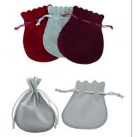 China Bags, Packs & Totes Velvet Drawstring Jewelry Pouches/Gift Bag-ADFD8114 on sale