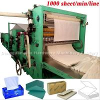 Buy cheap Facial Tissue Machine from wholesalers