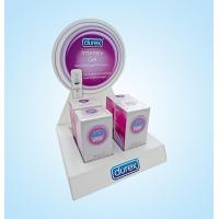 Quality Durex custom Corrugated paper cardboard display paper stand for sale