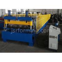 Buy cheap Steel Deck Roll Forming Machine from wholesalers