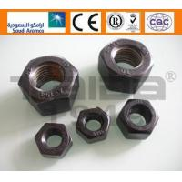 China A194 2H/2HM / A563 Heavy Hex Nuts wholesale