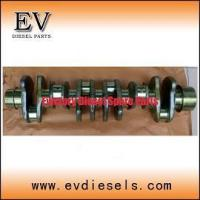 China For fuso truck Mitsubishi 6D17 crankshaft wholesale