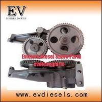 China For Fuso truck 8DC9 oil pump wholesale