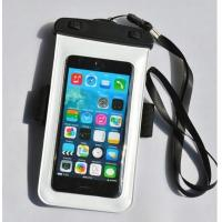 China pvc smartphone waterproof dry bag for fishing